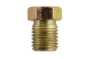 Connect 31191 Short Male Brake Nut 10 x 1.25mm Pk 50